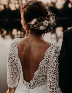Best way to style your own wedding